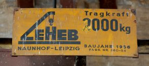 LEHEB-Kran